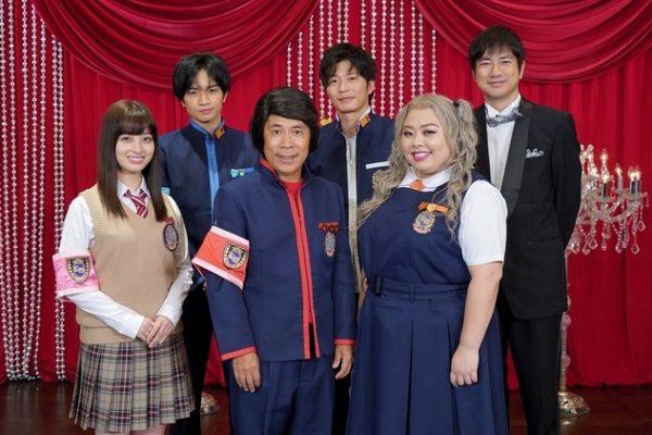 2018年のゴチ新メンバーの田中圭、中島健人、橋本環奈