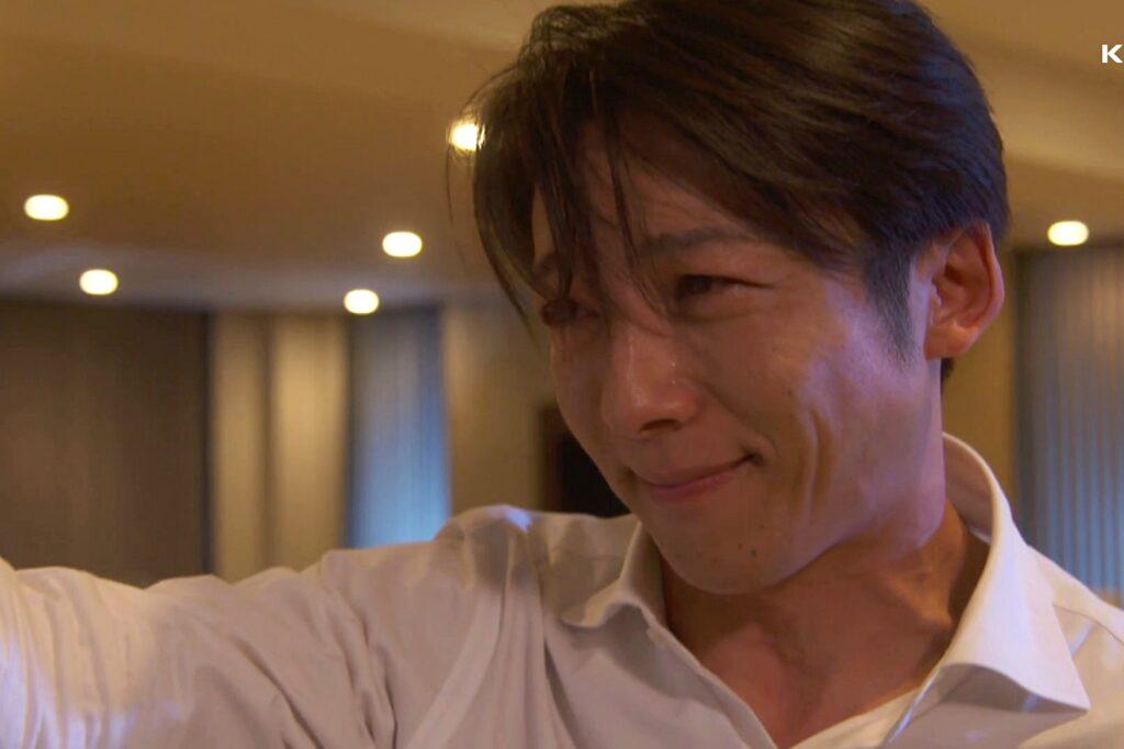 泣きじゃくる高橋一生(イセ子)2