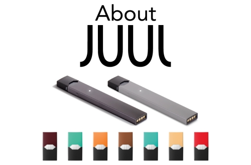 BTS 喫煙 JUUL